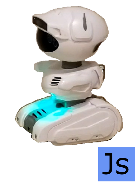 Misty II Robot Programming Pack, Facial Recognition-run on robot, Java language